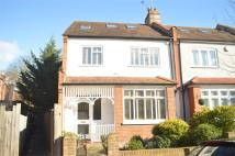 semi detached property in Cresswell Road...