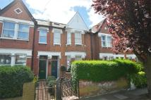 4 bedroom Terraced home for sale in Gordon Avenue...