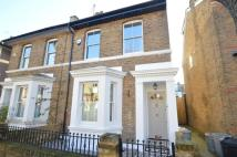 4 bedroom semi detached house in South Western Road...