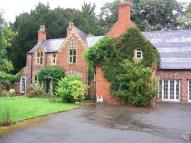 Detached home in Church Lane, Thrumpton...