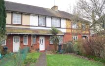 Terraced home in Lionel Road North...