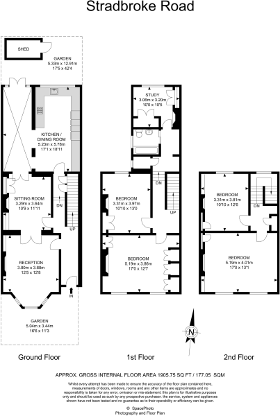 Floorplan - Strad...