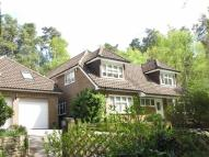 Detached property for sale in Burnt Hill Road...