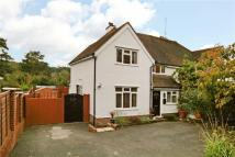 semi detached property for sale in Lodge Hill Road...