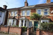 3 bed Terraced property for sale in St James Avenue, Farnham