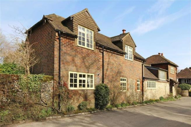 2 Bedroom Detached House For Sale In Old Park Lane Farnham GU9