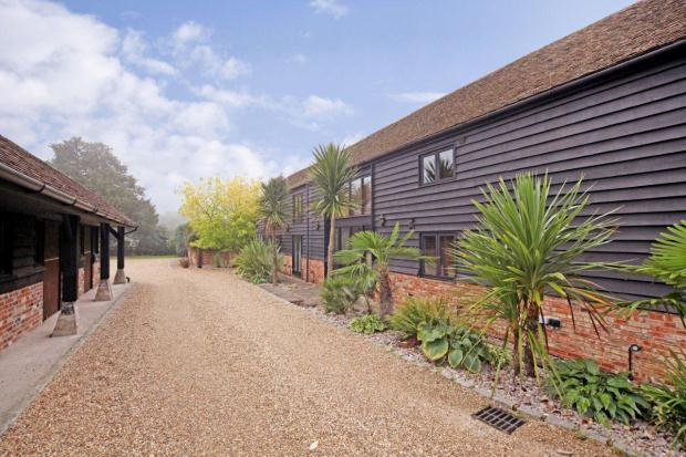 6 Bedroom Detached House For Sale In Farnham Park Lane