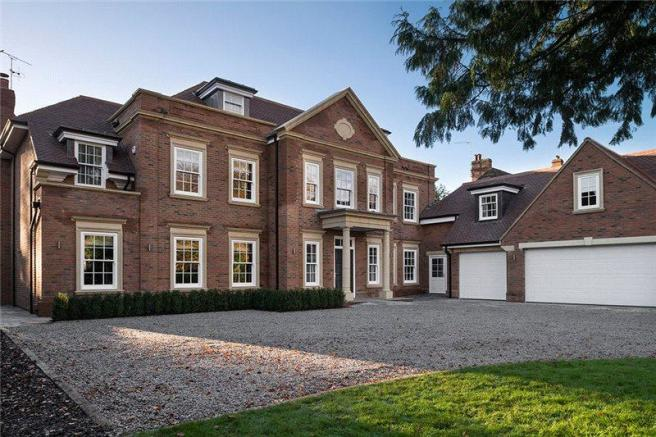 7 Bedroom Detached House For Sale In Burkes Road