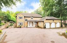 Detached property in St Johns Road, Hazlemere...