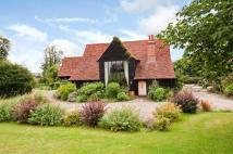Detached property in Chickney, Dunmow, Essex...