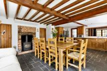 4 bed Detached house for sale in Nuthampstead, Royston...