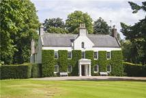 6 bedroom Detached property in Muiresk House & Fishings...