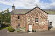 semi detached property for sale in 3 Manse Lane, Tannadice...
