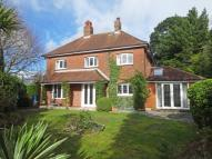 Detached house for sale in Branksome Hill Road...