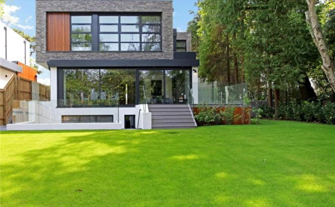4 Bedroom House For Sale In Westminster Road Branksome