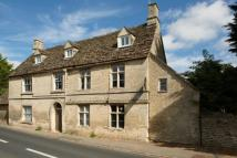 Detached house in Barnsley, Cirencester...