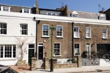 Terraced house for sale in Queensdale Place, London...