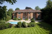 6 bed Detached property for sale in Blackhills, Esher...