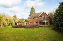 4 bed Detached property in Blackhills, Esher...
