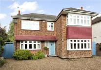 4 bedroom home for sale in Vine Road, East Molesey...