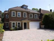 7 bed Detached property for sale in Hillview Road, Claygate...