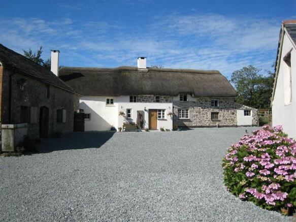5 Bedroom Detached House For Sale In Highampton  Beaworthy