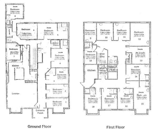 Derrys Floorplan