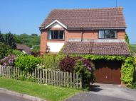 Detached home for sale in Castle Oak, Usk