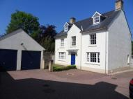 Detached home for sale in Usk