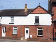 Terraced house for sale in Woodside, Usk...