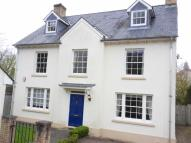 5 bed Detached home for sale in Barons Court, Usk...