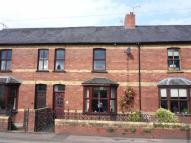 Terraced home for sale in Woodside, Usk...