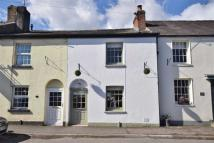 Terraced house for sale in Maryport Street, Usk...