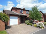 Detached house in Sandringham Close...