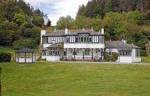 5 bed Detached property for sale in The Hermitage, Ascog...