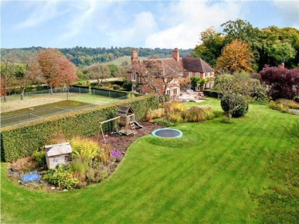 6 Bedroom Detached House For Sale In Lambridge Wood House Bix Henley On Thames Oxfordshire