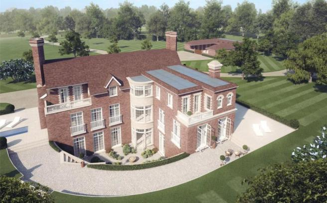 Proposed New House 2
