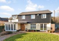 Detached house for sale in The Green, Nettlebed...