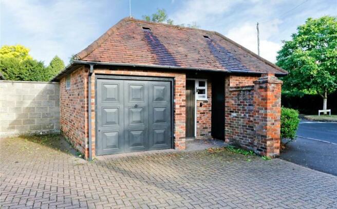 Garage and Drive
