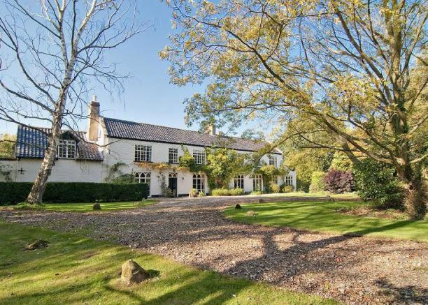 7 Bedroom House For Sale In Downham Grove House Wymondham Norfolk Nr18 0sn Nr18