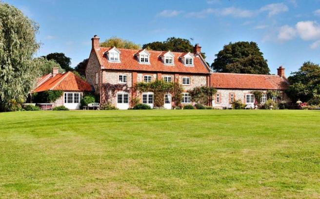7 Bedroom Detached House For Sale In Mill Lane Wighton