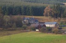 4 bedroom Detached property in Auchtenny...