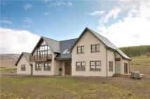 new property in Hillside, Cromdale...