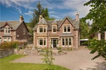 4 bedroom Detached home for sale in Victoria Terrace, Crieff...