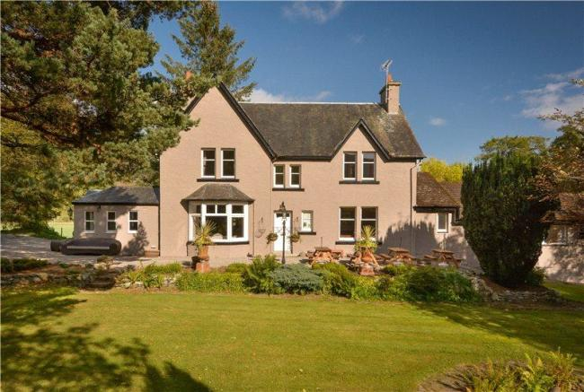 12 bedroom house for sale in the monarch laggan newtonmore