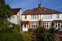 semi detached property for sale in Victoria Road, Oxford...