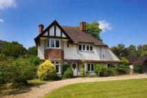 Detached house for sale in Lincombe Lane...