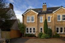 4 bed semi detached house in Banbury Road, Oxford...