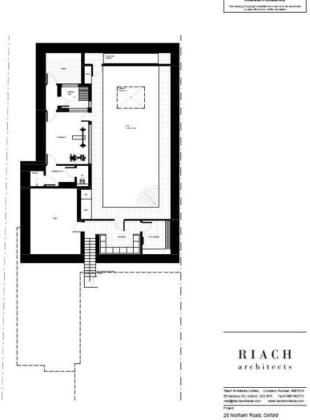 Proposed Basement