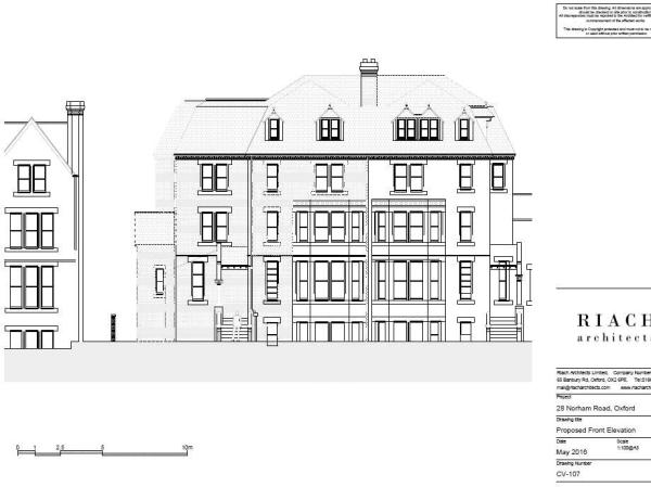 Proposed Front